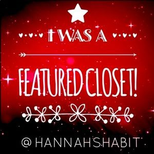 Honored to be a FEATURED CLOSET  @Hannahshabit